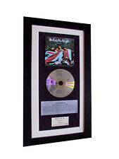 THE WHO Kids Alright CLASSIC CD Album GALLERY QUALITY FRAMED+EXPRESS GLOBAL SHIP