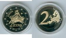 """Grecia 2 euro """"toro"""" 2012 pp sólo 2.500 unidades!"""