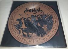 SABBAT - Sabbatical Possessitic Hammmer PICTURE DISC LTD 100 MINT mayhem watain