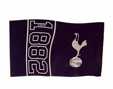 Tottenham Hotspurs Spurs FC Football Since 1882 Flag Blue White Fan Match B NEW