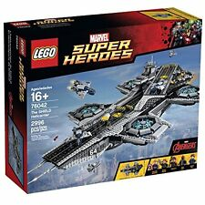 LEGO SUPERHEROES The Shield Helicarrier, COMIC BUILDING TOYS & MINI FIGURES