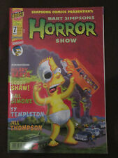 BART SIMPSONS HORROR SHOW # 7 - DINO VERLAG 2003 - TOP