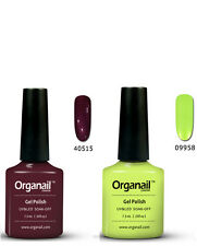 Lot2 Vernis à ongle Professionel 15 -58 lemonad mascarade  Semi permanent GEL UV