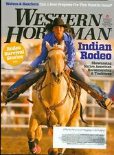 2015 Western Horseman Magazine: Native American Rodeo/Wolves & Ranchers
