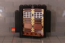 LEGO: Castle: Revolving Door (#30101 & 30102px1) Black & Gold
