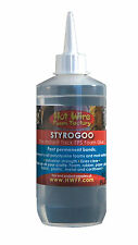 8.5 oz Foam Safe Modeling Glue -  Instant Tack - StyroGoo #028SG-8.5