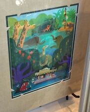 Disney WonderGround Gallery World Famous Jungle Cruise Print by Joey Chou New