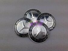 65mm Car Wheel Center Hub Cap Stickers Emblem Auto parts Mercedes Benz b2