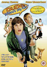 DUDE WHERES MY CAR - DVD - REGION 2 UK