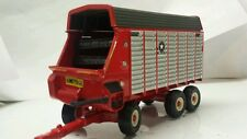 1/64 CUSTOM MEYER FORAGE CHOPPER BOX WAGON ERTL FARM TOY corn hay free shipping!