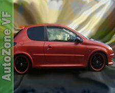 DPE26115 PEUGEOT 206 GTI 3DOOR 1998-2010 WIND DEFLECTORS  2pc HEKO TINTED