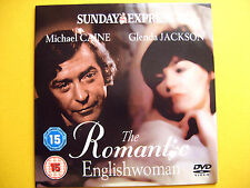 THE ROMANTIC ENGLISHWOMAN,  A SUNDAY EXPRESS NEWSPAPER PROMOTION  (1 DVD)