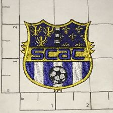 SCAC Soccer Patch