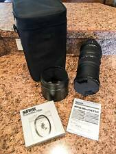 Sigma 150-500mm f/5-6.3 APO HSM DG OS AF Lens For Sony **Like New**