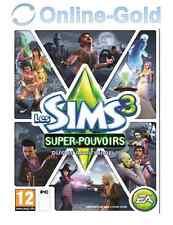 Les Sims 3 - Super-Pouvoirs (extension) Clé - EA Origin Carte - PC Jeu - FR