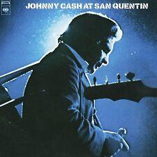 Johnny Cash - At San Quentin (1LP, 180g Vinyl, Legacy Vinyl) NEU+OVP!