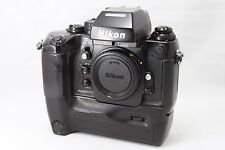 Nikon F4E 35mm SLR Film Camera Body with MB-23 **Excellent** From Japan #E005a