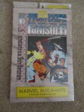 Marvel Mega-Hits Collectors Pack Wolverine Punisher Damaging Evidence 1-3 Sealed
