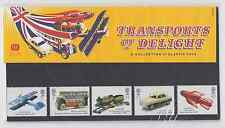 Great Britain 2003 Transports of Delight Stamp Set