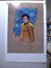 Frank Kelly Freas STAR TREK Print: Chekov (USA)