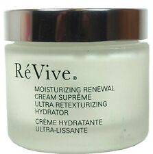 Revive Moisturizing Renewal Cream Supreme Ultra Retexturizing Hydrator 2oz N&U