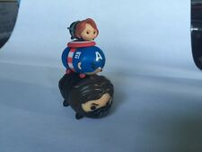 MARVEL CAPTAIN AMERICA BLACK WIDOW WINTER SOLDIER TSUM stack SET 109 102 113