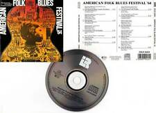 "AMERICAN FOLK BLUES FESTIVAL ""1964"" (CD) 1982"