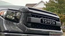 OEM TOYOTA TUNDRA NEW RETRO GRILLE WITH HOOD BULGE 53100-0C260-B1 PAINT CODE 1G3