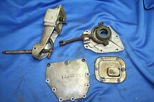 MG MGA Transmission Parts Cover Shifter and More