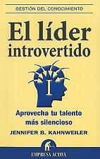El lider introvertido (Gestion del Conocimiento) (Spanish Edition)-ExLibrary