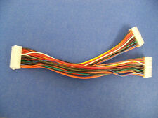 "NEW EPS 24 PIN OR ATX 24 PIN Y SPLITTER POWER CABLE---18"" MADE IN USA"