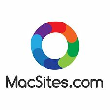 MACSITES.COM - Brandable Premium Business Portal Domain Name CREATION DATE 1997
