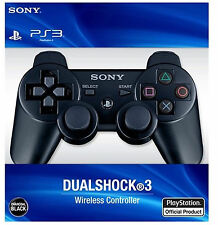 Sony Ps3 Dualshock Wireless Controller for SONY Playstation 3 - Charcoal Black