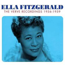 ELLA FITZGERALD - THE VERVE RECORDINGS 1956 - 1959 (NEW SEALED 3CD)