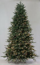 6.5' Lake Shore Blue Spruce Artificial Christmas Tree with Clear LED Lights