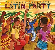 Latin Party - Putumayo Presents (2010, CD NEUF)