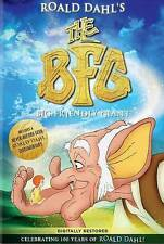 ROALD DAHL THE BFG, BIG FRIENDLY GIANT + NEVER-BEFORE-SEEN DOCUMENTARY SEALED
