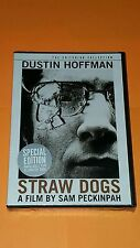Straw Dogs - Criterion Collection DVD Dustin Hoffman 2-Disc 1971