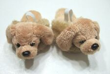 "Cocker Spaniel Slippers - American Girl & Other 18"" Doll"