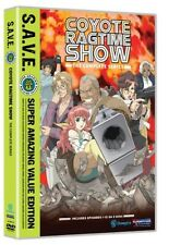 Coyote Ragtime Show: Complete Collection [S.A.V.E.] [2 (2010, DVD NEW)2 DISC SET