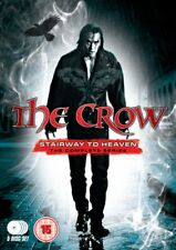 The Crow - Stairway To Heaven: The Complete Series (5 DVD set), 5030697028402, .