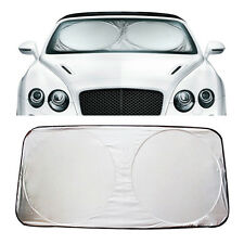 Auto Car Front Rear Window Sun Shade Cover Visor Vehicle Windshield Block 59*27""