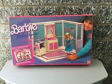 1987 Mattel Barbie Ultra Rare Living Pretty# KITCHEN  Mobilier Elegance