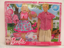 Barbie & Ken Fashionistas Clothing GREAT Summer Outfis & Accessories! - Age 3+