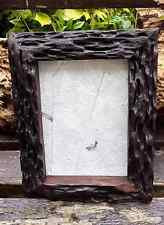 Water Worn Teak Photo Frame 07,Wooden Carvings,Wooden Ornaments,Home Decor,Wood