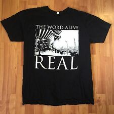 The Word Alive Shirt Size XL