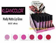 36 PCs Full set Display box Kleancolor Madly MATTE Lip gloss 1812 lipgloss lot