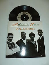 "ATLANTIC STARR - Everybody's Got Summer - 1994 UK 2-track 7"" Vinyl Single"