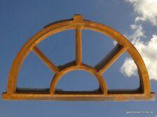 Stall Fenster Gußeisen rostig D.68x36cm Vintage Deko Geschenk für Haus+ Hof