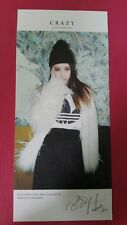 4MINUTE GAYOON Official Photo Card  6th Mini CRAZY HEO GA YOON